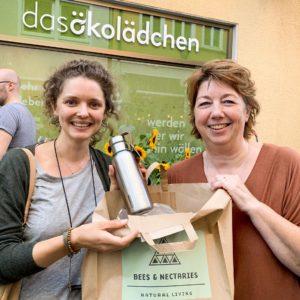 Social Media Gewinnspiel von dasökolädchen. Zur Eröffung des Ladengeschäftes in der Redlingerstraße in Osnabrück