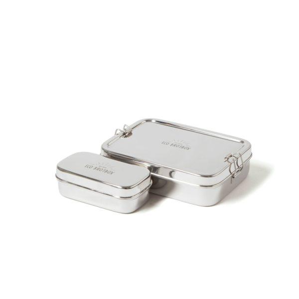 Brotbox XL inkl. Snackbox XL 1