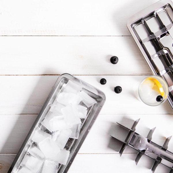 Edelstahl Eiswürfel Form von Eco Brotbox online kaufen bei das ökolädchen