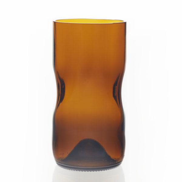 Glas groß - bernstein 1