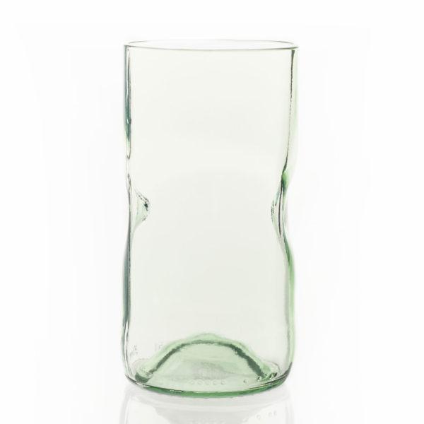 Glas groß - hellgrün 1