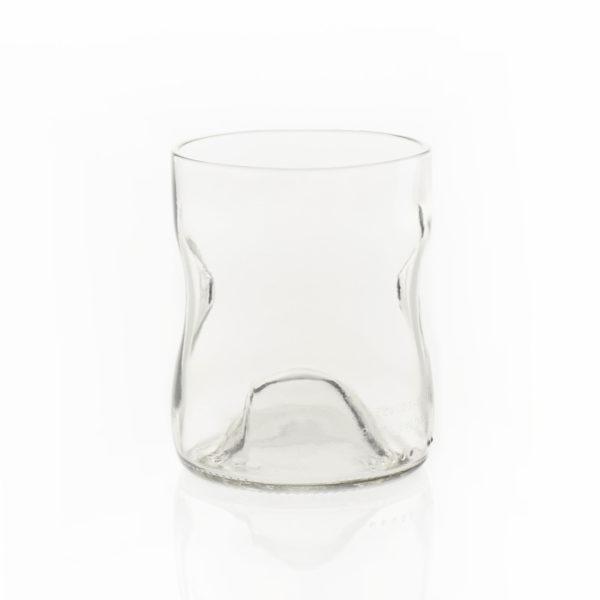 Glas klein - weiß 1