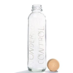 Glastrinkflasche Relax - 0,7 l