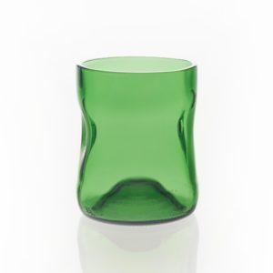 Glas Set 1 Karaffe und 3 Gläser klein in Holzbox 9