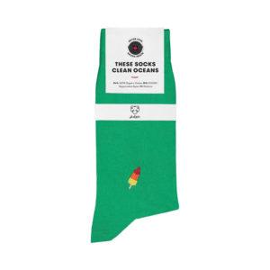 Nachhaltige Socken Adam Socks in adam grün online kaufen.
