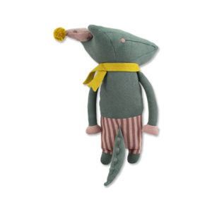 Kuscheltier Krokodil von Ava und Yves. Spielzeug für Kinder. Geschenk für die Geburt. Nachhaltig und Ökologisch, aus 100 % Biobaumwolle