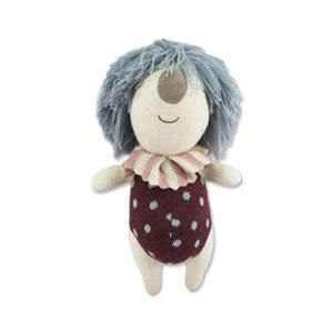 Kuscheltier Loewe Yanni von Ava und Yves. Spielzeug für Kinder. Geschenk für die Geburt. Nachhaltig und Ökologisch, aus 100 & Biobaumwolle