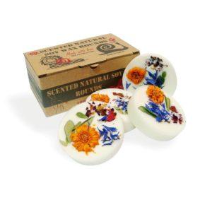 Sojawachskerzen kaufen! Duftkerzen Scheiben von Sia Gartda