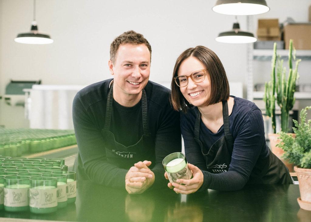 Looops Kerzen kaufen beim Osnabrücker Onlineshop das ökolädchen