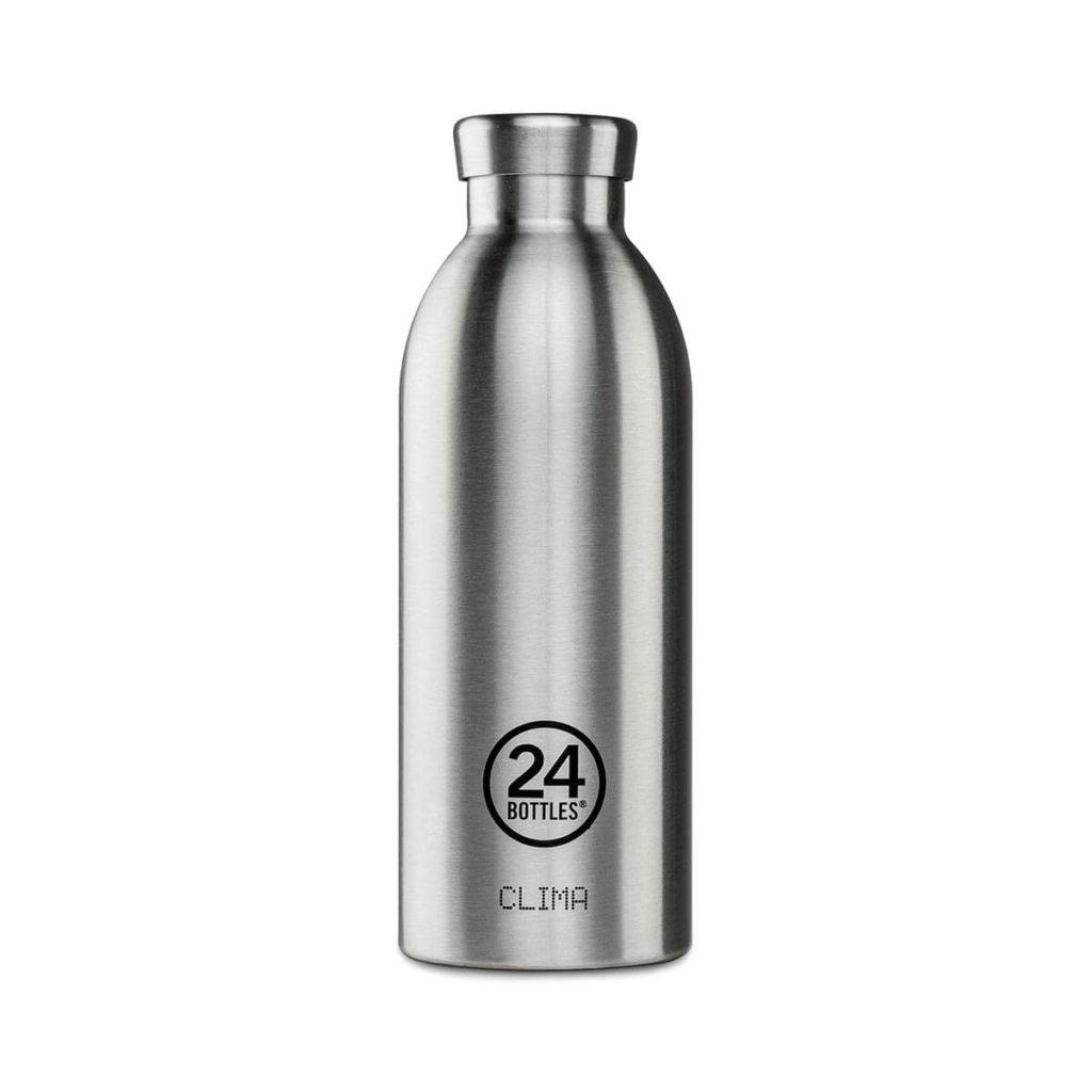 24 Bottles CLIMA Bottle isolierende Edelstahl Trinkflasche nachhaltig produziert kaufen bei dasoekolaedchen.de
