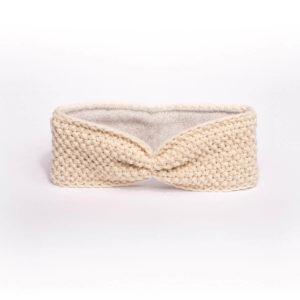 Stirnband aus Schafswolle, nachhaltig produziert, fair online kaufen