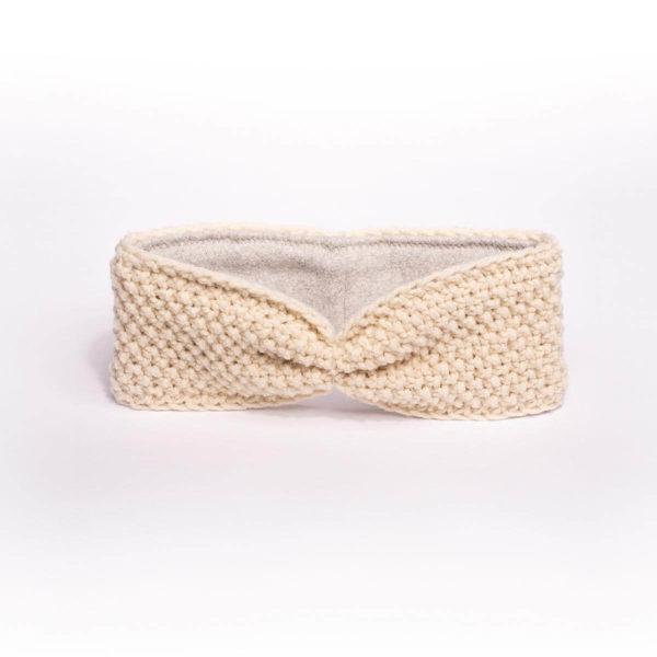 Stirnband aus Merionowolle, nachhaltig produziert, fair online kaufen