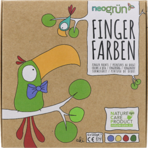 Fingerfarben Aki – 4er Set 9