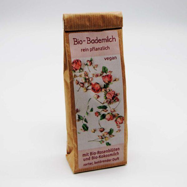 Bademilch, Rosenblüte,  Pulver, 150 g 1