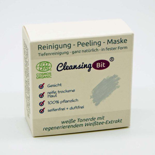 CleansingBit mit weißer Tonerde, 65 g 1