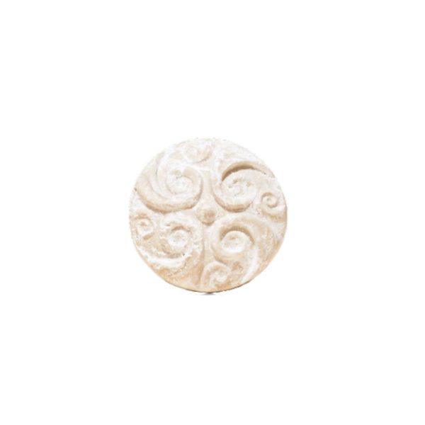 feste Reinigungsmaske Weiße Tonerde – 65 g