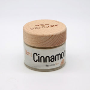 Deocreme, Soft Cinnamon, 50 ml