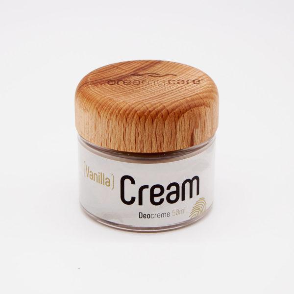 Deocreme, Vanilla Cream, 50 ml 1