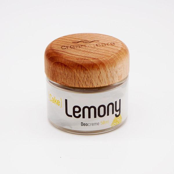 Deocreme Cake Lemony - 50 ml 1