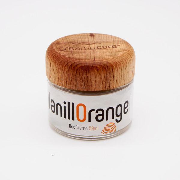 Deocreme Vanill Orange - 50 ml 1