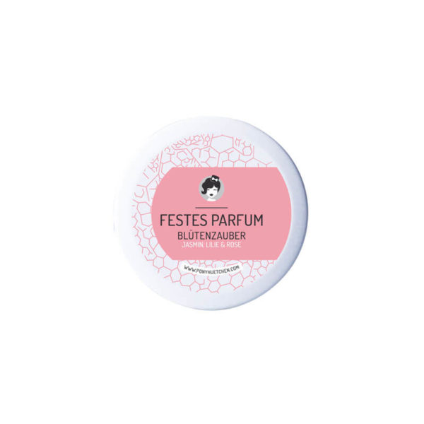 Festes Parfum Blütenzauber - 12 ml 1