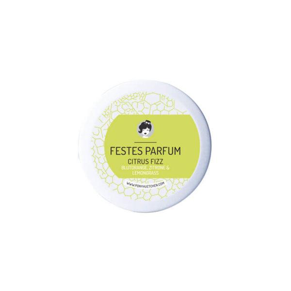 Festes Parfum Citrus Fizz - 12 ml 1