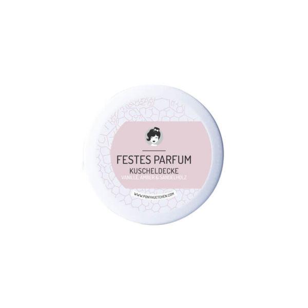 Festes Parfum Kuscheldecke - 12 ml 1