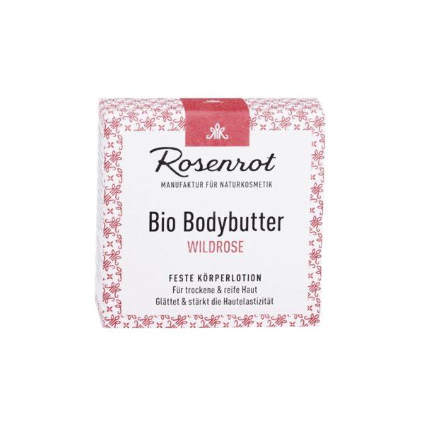 Bodybutter Wildrose von Rosenrot