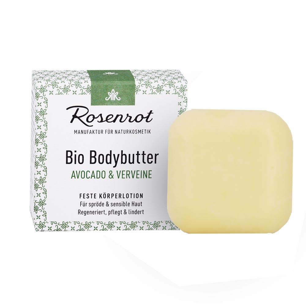 Bodybutter Avocado & Verveine von Rosenrot