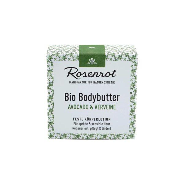 Bodybutter Avocadoöl und Vervene – 70 g