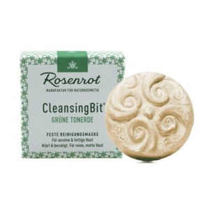 feste Reinigungsmaske Grüner Tonerde – 65 g