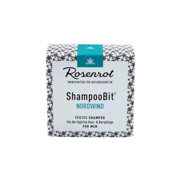 festes Shampoo Men Nordwind – 55 g