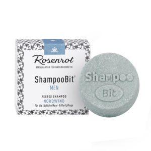 Festes Shampoo Men Nordwind von Rosenrot