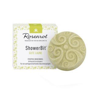 Festes Duschgel Gute Laune von Rosenrot