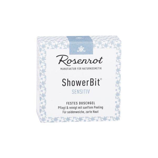 Festes Duschgel sensitiv von Rosenrot