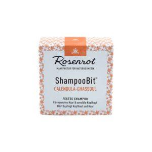 festes Shampoo Calendula-Ghassoul - 55 g 5
