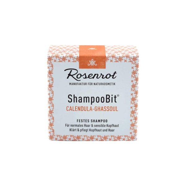 festes Shampoo Calendula-Ghassoul - 55 g 2