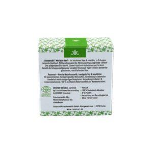 festes Shampoo Melisse-Hanf - 55 g 6