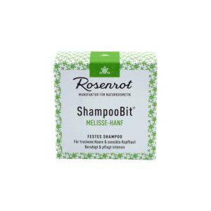 festes Shampoo Melisse-Hanf - 55 g 5