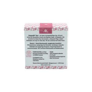 festes Shampoo Rose - 55 g 6