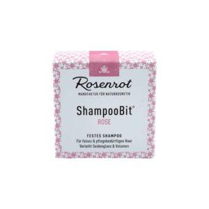 festes Shampoo Rose - 55 g 5