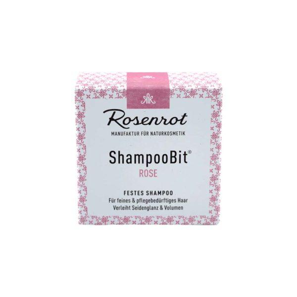 festes Shampoo Rose - 55 g 2