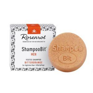Festes Shampoo Men Bitterorange von Rosenrot