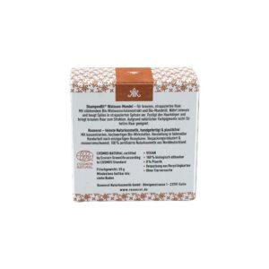 festes Shampoo Walnuss-Mandel, 55 g 6