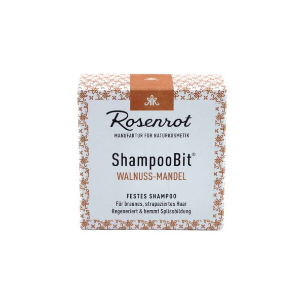 festes Shampoo Walnuss-Mandel, 55 g 2