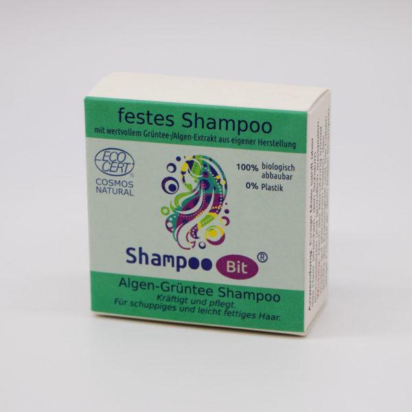 ShampooBit, Algen-Grüntee, 55 g 1