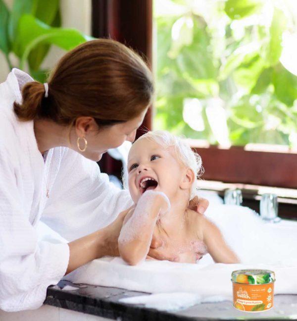Kinder-Zahnpulver mit Probiotika, 50 g 3