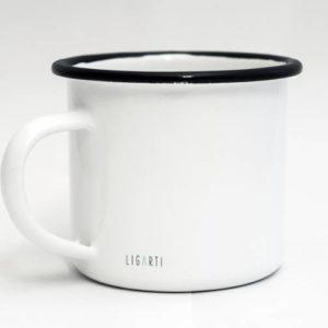 Emaille-Tasse, Eichhörnchen Welt, 300 ml 3