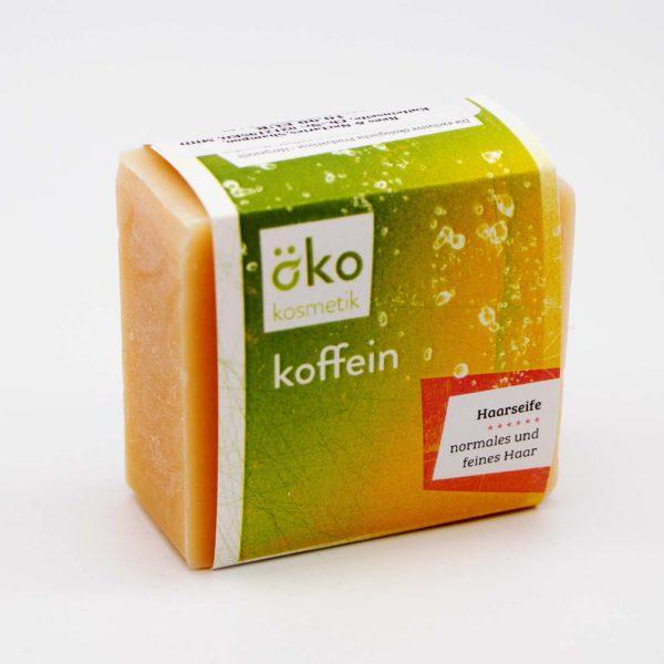 Koffein Seife, Haar, 100 g 1