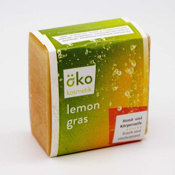 Lemongras Seife, Hand- und Körper, 100 g 1